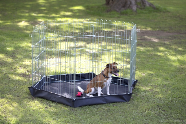 Henry Wag 6 Sided Pet Pen With Base