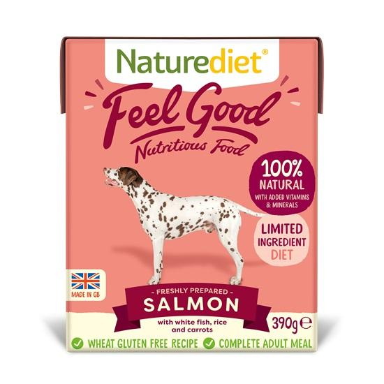 Buy Naturediet Adult Wet Dog Food 18 x 390g: Chicken with